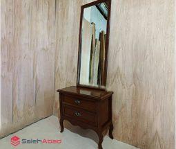 فروش عمده آینه قدی و میز کنسول دو کشو