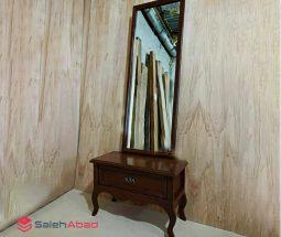 فروش عمده آینه قدی و میز کنسول تک کشو