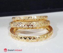 فروش عمده النگوی بدل طرح طلا زنانه