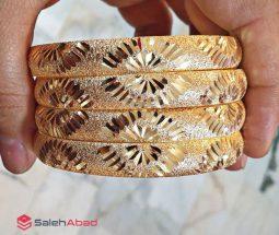 فروش عمده النگو طرح طلا زنانه