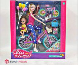 فروش عمده عروسک باربی دوچرخه سوار