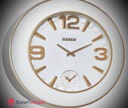فروش عمده ساعت دیواری مدل SIEMENS