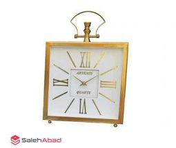 فروش عمده ساعت مربعی رومیزی آرتمیس