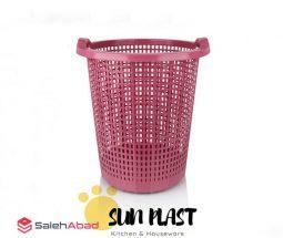 فروش عمده سبد لباس چرک پلاستیکی