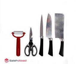 فروش عمده ست ابزار آشپزخانه ۵ تکه