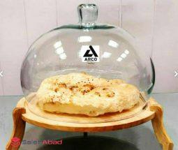 فروش عمده کیک خوری پایه چوبی آرکو