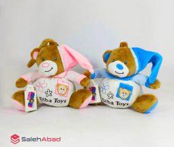 فروش عمده عروسک خرس تدی موزیکال