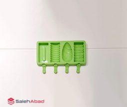 فروش عمده قالب سیلیکونی پاپسیکل ۴ تایی