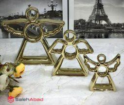 فروش عمده مجسمه ۳ تایی طرح فرشته