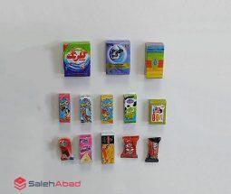 فروش عمده مگنت یخچالی مینیاتوری