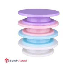 فروش عمده پایه گردان کیک پلاستیکی