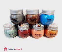فروش عمده چسب مو رنگی ریواژن