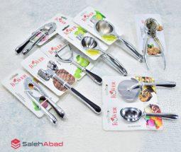 فروش عمده ست ابزار آشپزخانه ۹ پارچه