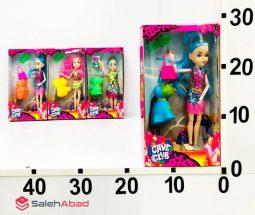 فروش عمده عروسک باربی مفصلی