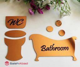 فروش عمده نشانگر درب حمام و دستشویی