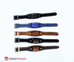 فروش عمده دستبند چرم مصنوعی مذهبی