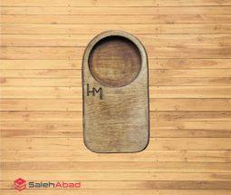 فروش عمده زیر لیوانی چوبی ساده