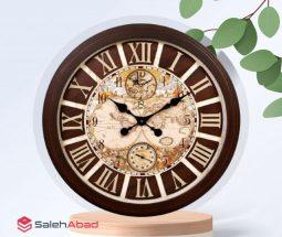 فروش عمده ساعت دیواری چوبی ارس