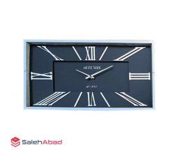 فروش عمده ساعت دیواری مستطیل آرتمیس