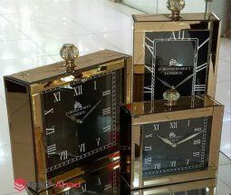 فروش عمده ساعت آینه ای رومیزی