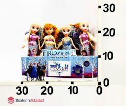 فروش عمده عروسک فروزن مدل السا و آنا