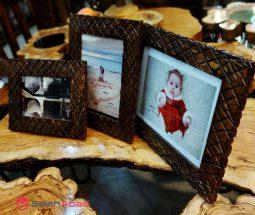 فروش عمده قاب عکس چوبی رومیزی