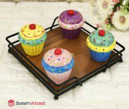 فروش عمده بانکه فانتزی طرح کاپ کیک