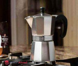 فروش عمده قهوه جوش روگازی مدل ۳ کاپ