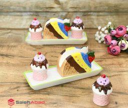 فروش عمده نمکدان و جادستمالی کاپ کیک