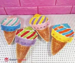 فروش عمده بستنی خوری طرح بستنی قیفی