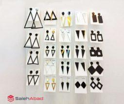 فروش عمده گوشواره زنانه طرح مثلث