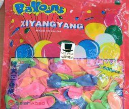 فروش عمده بادکنک رنگی ۵۰۰ عددی