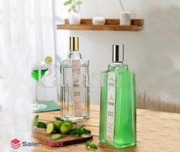 فروش عمده بطری آب شیشه ای کلاسیک