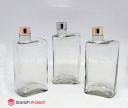 فروش عمده بطری آب شیشه ای کتابی