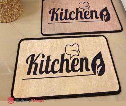 فروش عمده پادری آشپزخانه مخمل مستطیل