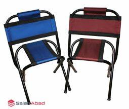 فروش عمده صندلی تاشو پشت دار