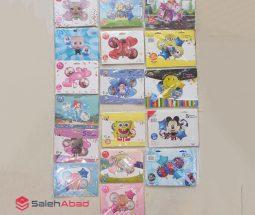 فروش عمده بادکنک فویلی شخصیت کارتونی