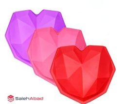 فروش عمده قالب قلب سورپرایز پلاستیکی