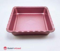 فروش عمده قالب کیک مربعی رنگی