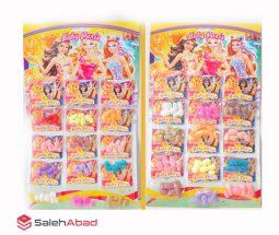 فروش عمده ناخن مصنوعی کودکانه اکلیلی